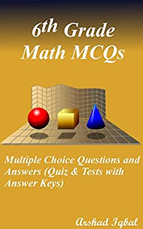 6th Grade Math MCQs: Multiple Choice Questions and Answers (Quiz ...