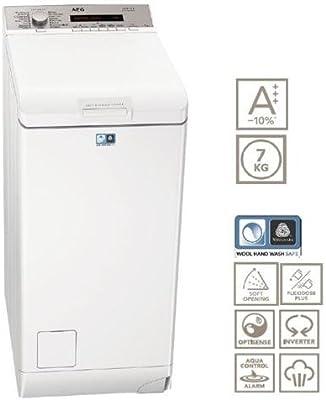AEG Lavadora de carga superior l78370tl 7 kg clase A + + + -10 ...
