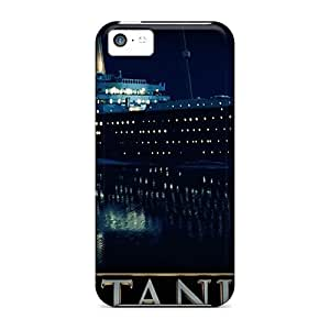 Diycase ColdPlay case cover Protector Specially Made For Iphone 6 plus 5.5'' 1Cxv30q6 plus 5.5''i2 Titanic Ship