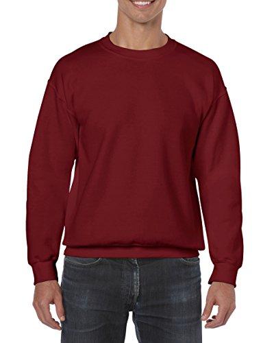 Gildan Men's Heavy Blend Crewneck Sweatshirt - XX-Large - Garnet ()