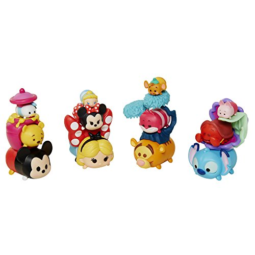 Tsum Tsum Disney 12 Figures Gift Set ORIGINAL By Tsum Tsum F