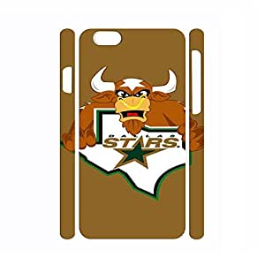 Charm Personalized Sports Series Hockey Team Logo Skin for Iphone 6 Plus Case - 5.5 Inch