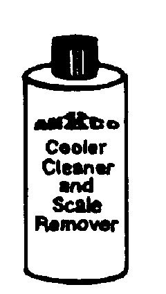 Dial Manufacturing 5218 1 Pint Cooler Cleaner Treatment (Evaporative Cooler Cleaner)