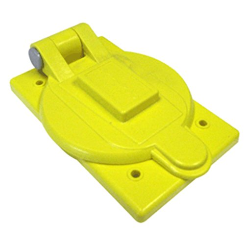 Marinco 7420CR Weatherproof Cover w/Lift Lid - 1 Year Direct Manufacturer Warranty by