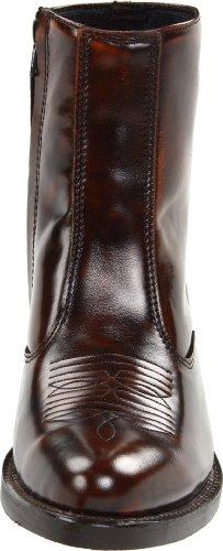 Laredo Menns Lang Hale Boot Antikk Brun