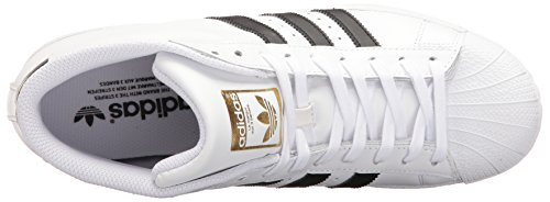 Model Gold Femme Originals Adidas metallic Pro White black AOfwqZ