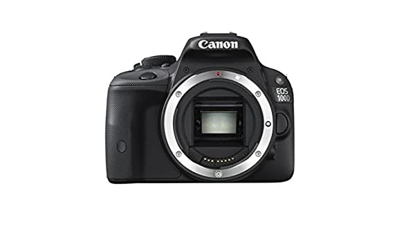 Amazon com: Canon 100D Digital camera EF-S 18-55mm IS STM