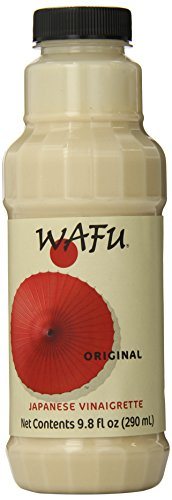 Japanese Dressing (Wafu Original Japanese Vinaigrette Dressing, 9.8 Ounce Bottle)