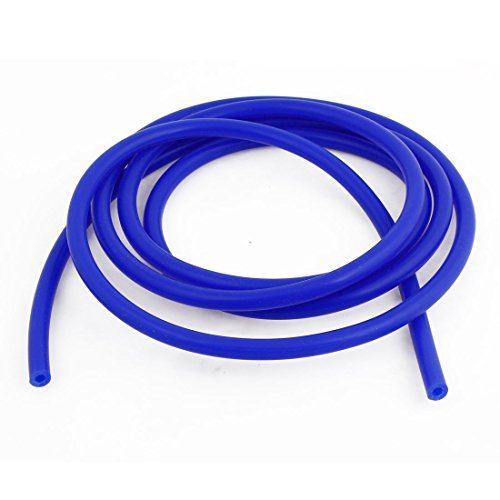 ID 4mm Silicone Vacuum Hose Tube Pipe 2M Long Blue (Vacuum Hose Bmw)
