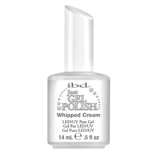 Ibd Just Gel Polishes – 1/2 oz. - Whipped Cream