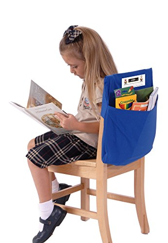 Seat Sack Large Chair Storage Pocket (17'' in length with 2'' gussets on three sides) by Seat Sack (Image #1)