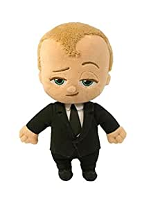 Amazon Com Commonwealth Toy The Boss Baby 8 Quot Beanie Suit