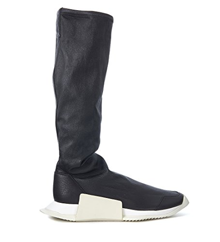 adidas Rick Owens Men's Rick Owens RO Level Runner High II Leather Boots 6(UK)-6½(US) Black