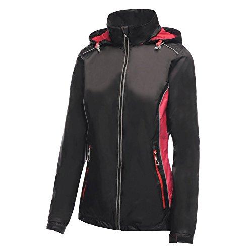 Regatta Activewear rose Noir Moscow Veste Femme Imperméable Ox8RBq