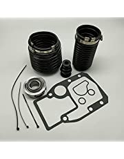 JSProxam Bellows Kit Replacement For OMC Cobra Sterndrive I/O 3854127,3854127, 914036, 18-2771