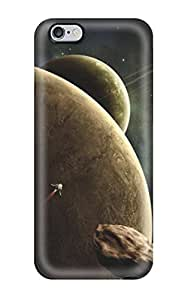 Tpu Tammy Song Shockproof Scratcheproof Going To Planet Hard Case Cover For Iphone 6 Plus