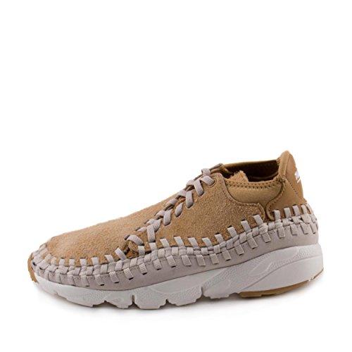 Woven Footscape Air Qs Beige Chukka Nike 6Yp1wqOq