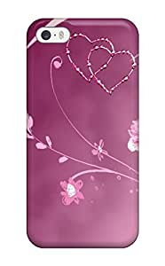 Hot Tpye Butterfly Case Cover For Iphone 5/5s