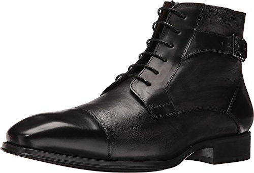 Mezlan Men's Viale Chelsea Boot - Black - 13 F(M) UK