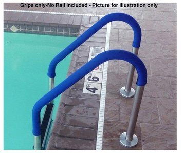 OSI 6' Rail Grip for In-Ground Swimming Pool Step Hand Ra...