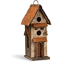 National Tree 12.6 Inch Bird House (RAS-H0005-1)