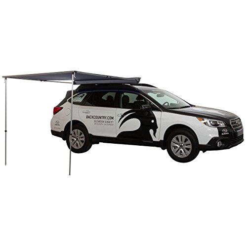 Tepui Awning Gray Canopy/Black Cover, 6ft -  02AW6041605