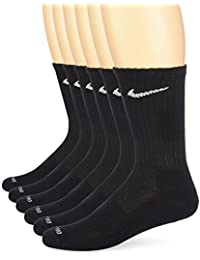 Dry Cushion Crew Training Socks (6 Pairs)