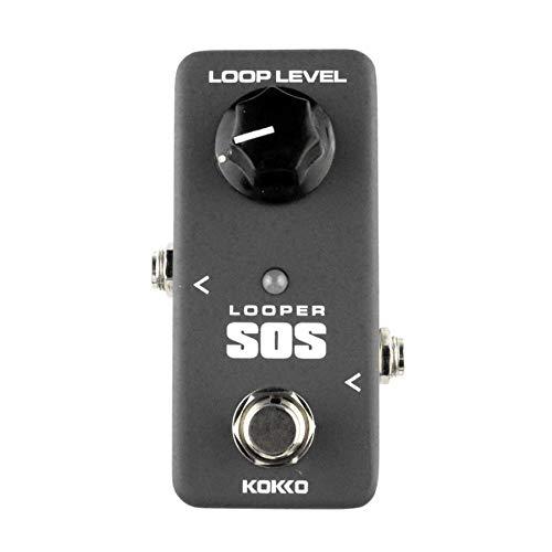 KOKKO FLP2 LOOP MINI Looper SOS Gitarre Loop Pedal Looper Effekte Loop Station Lovelysunshiny