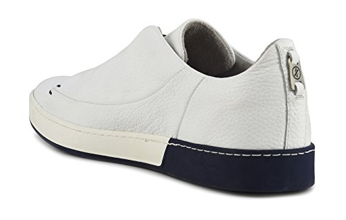 CAFèNOIR Cafè Noir MPG133 Sneakers Fund Box 203 BIANCO
