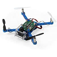 DIY RC Quadcopter,BLOCKS X-101 2.4G 6-axis Gyro Mini DIY Building Block RC Quadcopter By Dacawin (Blue)