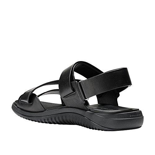 Cole Haan Homme 2 Zerogrand Multi Strap Sandal Noir