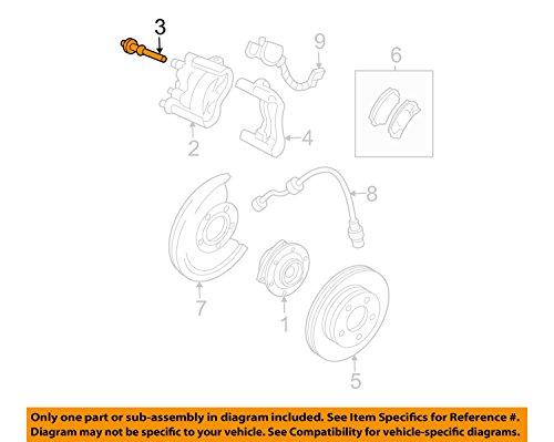 GSP NCV48504 Constant Velocity Half-Shaft Assembly