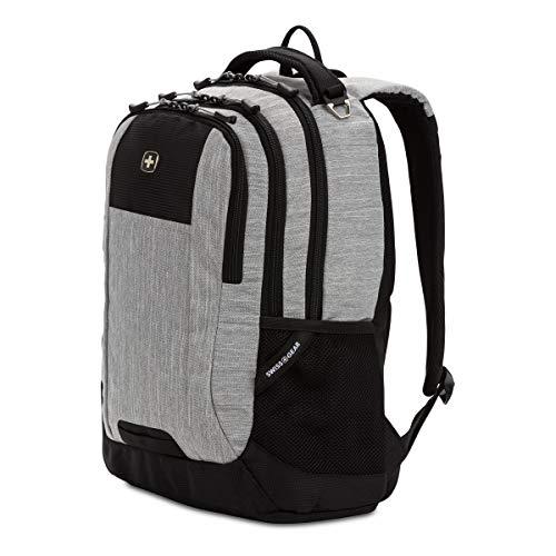 SwissGear 5505 Laptop Backpack. Vintage-Inspired Everyday Doctor Bag Backpack (18