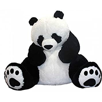 Buy Hug N Feel Soft Toys 6 Feet Long Soft Lovable Hugable Cute Xtra Large Teddy Bear Panda Best For Someone Really Special 180 Cm Online At Low Prices