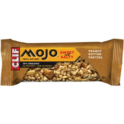 Cliff Bar Mojo Bar, Og, Pnt Btr Prtzl, 1.59-Ounce (Pack of 12)