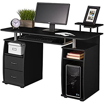 Amazon Com Fineboard Home Office Computer Desk With