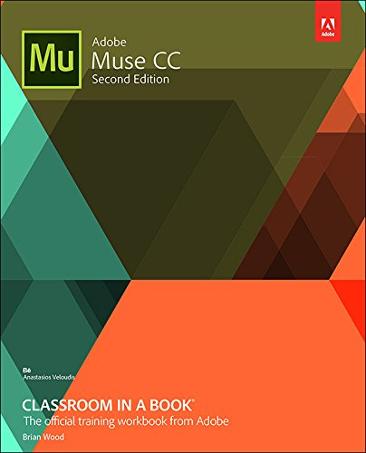 Adobe Muse CC Classroom in a Book (Best Adobe Muse Websites)