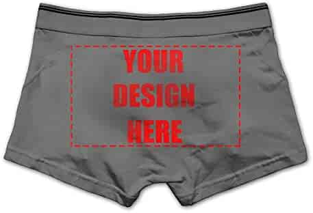 Custom Personalized Men s Boxer Brief Underwear Add Your Own Image Shorts 6c3a7ee12