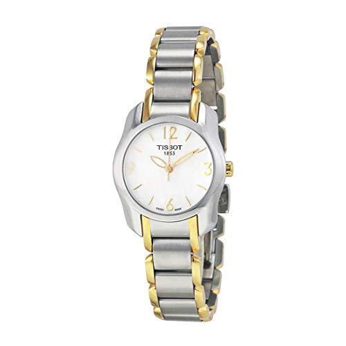 Tissot T-Wave Two-Tone Women's watch ()