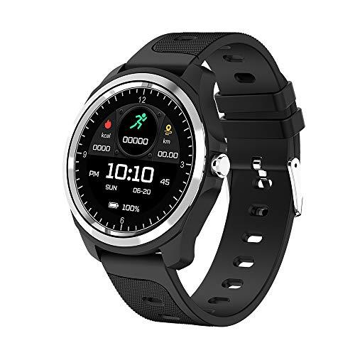 Smartwatch , Bluetooth Smart Watch Bracelet Fitness Tracker Armband Sportuhr mit Pulsmesser Schlafmonitor Schrittzähler…