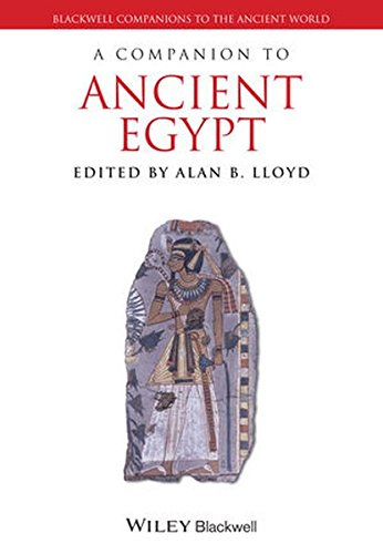 Companion To Ancient Egypt