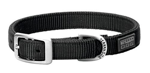 (Terrain D.O.G. Nylon Double-Ply Dog Collar)