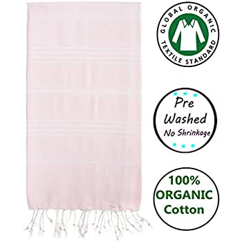 Amazon.com: Nature Is Gift Organic Pre Washed Pestemal