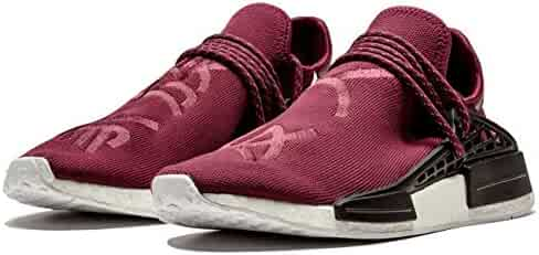 Men Women Fashion Human Race Sneaker Casual Breathable Lightweight Mesh  Shoes with Box 2cf093b1754