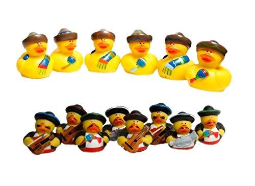24- Fiesta Cinco de Mayo and Mariachi Rubber Ducks Party -
