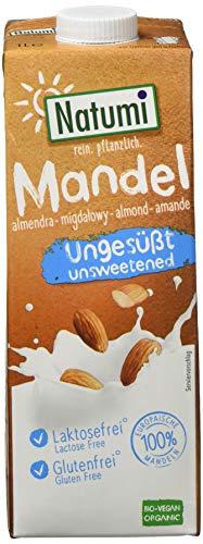 Natumi Mandel Drink Ungesüsst Bio, 6er Pack (6 x 1 l)