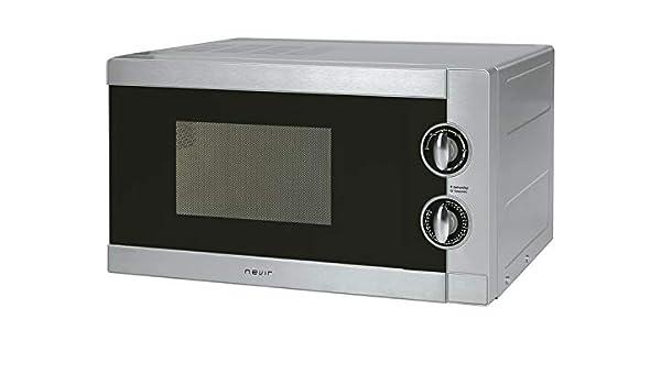 Microondas Grill Nevir NVR-6334 MGS: Amazon.es