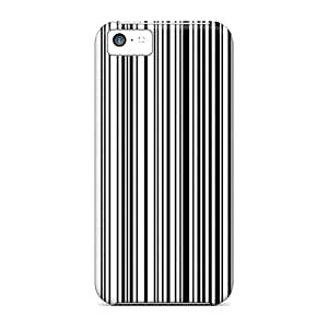 Hot KnChVUM5795lLIsG Case Cover Protector For Iphone 5c- Barcode Iphone 4