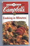 Campbell's 75th Anniversary Cookbook, Cooking In Minutes