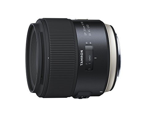 Tamron - Sp 35mm F/1.8 Di Vc Usd Optical Lens For Nikon F -